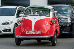 BMW Isetta - Old timer Royalty Free Stock Image