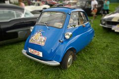 BMW Isetta - Oldtimer Rallye Royalty Free Stock Photos