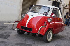 Bmw isetta Stock Image