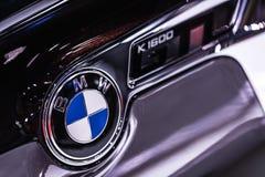 BMW k1600 Royalty-vrije Stock Afbeelding