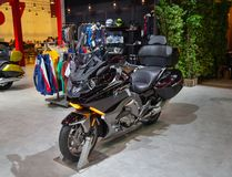 BMW K die 1600 B Bagger reizen stock afbeelding