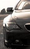 bmw kabrioletu samochodowi część sporty Obrazy Royalty Free