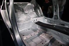 BMW kolkärna på IAA-bilarna Royaltyfria Foton