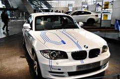 BMW-Konzept ActiveE Stockbild