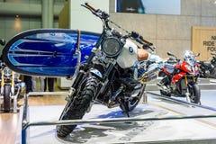 BMW-Konzeptweg 22 auf Anzeige an der 37. Bangkok-Internationalen Automobilausstellung Lizenzfreies Stockbild