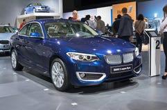 BMW kupé för 2 serie Royaltyfri Bild