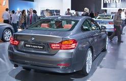 BMW kupé för 4 serie Arkivbild