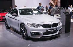 BMW kupé för 4 serie Royaltyfri Fotografi