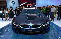 BMW l'i8 tout-neuf Images stock