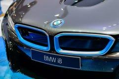 BMW l'i8 tout-neuf Image libre de droits