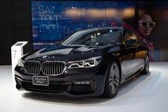 BMW 730Ld sDrive M Sport stock afbeeldingen