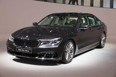 BMW 750Li xDrive Royalty Free Stock Images