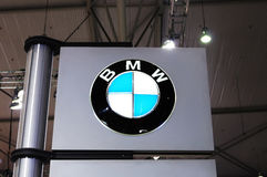 Bmw logo Royalty Free Stock Photo