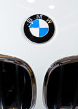 BMW logo Stock Images