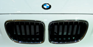 BMW logo Stock Image