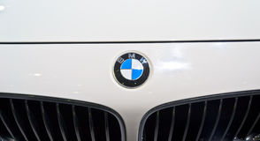 BMW logo Royalty Free Stock Photography