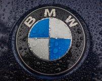 Bmw logo Zdjęcia Royalty Free