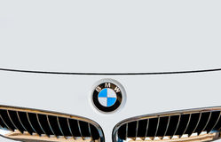 BMW Logo / Emblem Royalty Free Stock Image