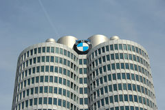 BMW Lokuje MÃ ¼ nich, Niemcy Obrazy Royalty Free