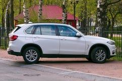 BMW X5. Luxury SUV BMW X5 German Stock Photos