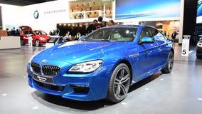 BMW M6 6 σειρές Gran Coupe απόθεμα βίντεο