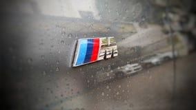 BMW M5 стоковая фотография