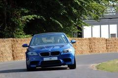 BMW M5 Fotografering för Bildbyråer