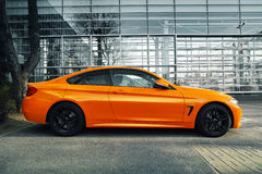 Bmw M4 Immagine Stock