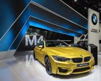 BMW M4 Stock Afbeeldingen