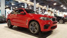 BMW X6M image libre de droits