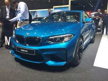 BMW M2 Fotografie Stock