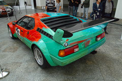 BMW M1 by Andy Warhol Stock Photography
