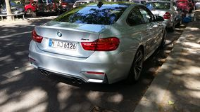BMW m4 Royalty Free Stock Photos