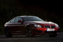 BMW M6 Stock Photos