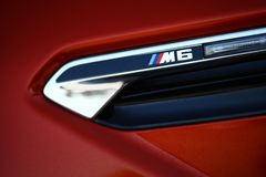 BMW M6 Royalty Free Stock Image