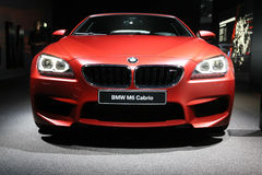 BMW M6 Cabrio Royalty Free Stock Images