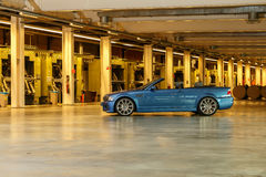 BMW M3 CONVERTIBLE Stock Photo