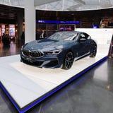 BMW m8 Coupé photographie stock libre de droits