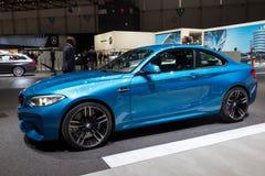 BMW M2 Coupe samochód Fotografia Royalty Free