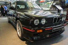 BMW M3 on display Royalty Free Stock Image