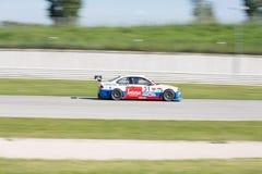 BMW M3 E46 samochód wyścigowy zdjęcia stock