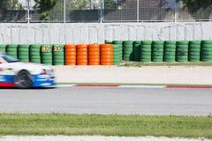 BMW M3 E46 samochód wyścigowy zdjęcie stock