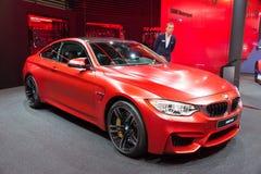 BMW M4 Royalty Free Stock Photos