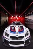 2015 BMW M6 GT3 Royalty-vrije Stock Foto