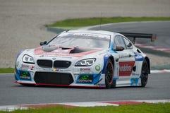 BMW M6 GT3.  International GT Open Stock Image