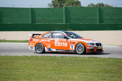 BMW M3 GT4 PRO RACE CAR Royalty Free Stock Photography