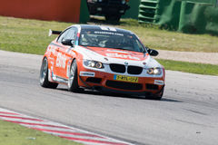 BMW M3 GT4 AM RACE CAR Stock Images
