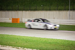 BMW M3 GT4 AM RACE CAR Royalty Free Stock Image