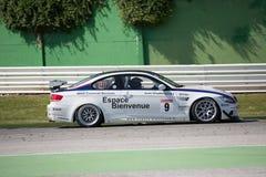 BMW M3 GT4 AM RACE CAR Stock Image