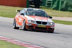 BMW M3 GT4 AM RACE CAR Stock Images